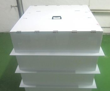 Tanque de PVC - Foto 01 - Tanques de PVC